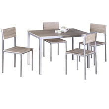 Set table + 4 chaises