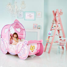 Kinderbed + bodem Disney Princess