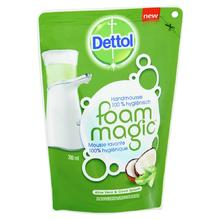 Navulling Foam Magic Aloe Vera & Coco Splash DETTOL