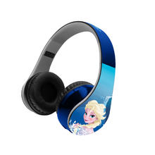 Casque Bluetooth 'La Reine des Neiges' LEXIBOOK BTHP400FZ Frozen