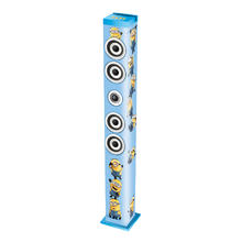 Bluetooth speakertoren 'Despicable me' LEXIBOOK Minions BT900DES