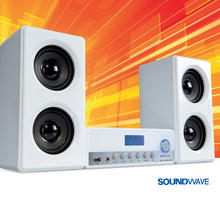Microchaîne Bluetooth SOUNDWAVE