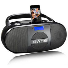 Enceinte Bluetooth portable MUSE  M-312 BT NY