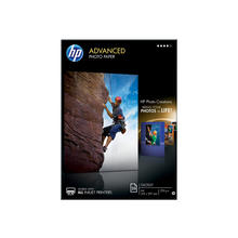 Fotopapier A4 HP Advanced Glossy Photo Paper - Glossy