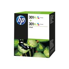 cartridge HP 301XL - 2-pack - High Yield - colour CH564EE NO. 2PACK