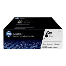 cartridge HP 85A - 2-pack - black - original - Las CE285A
