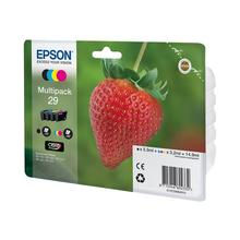 cartridge multi Epson 29 Multipack - 4-pack - black, yel T29864010 4PACK