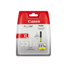 cartridge Canon CLI-551Y XL - 11 ml - High Yield -