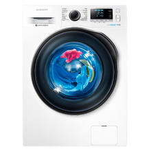 Wasmachine Eco Bubble SAMSUNG WW91J6400CW