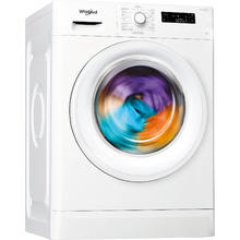 Lave-linge 8 kg WHIRLPOOL FWFBE81483WE