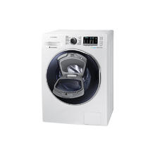Was- en droogautomaat Add Wash SAMSUNG WD81K5400OW