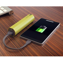 Chargeur portable Powerbank 2.600 mAh GP de DENVER