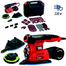 Ponceuse BLACK & DECKER KA 280 QS