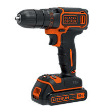 Accuschroefboormachine BLACK & DECKER BDCDC18B