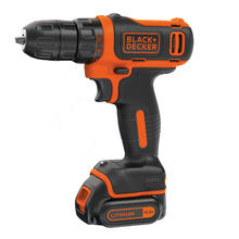 Perceuse-visseuse sans fil BLACK & DECKER BDCDD12KB-QW