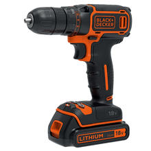 Accuklopboormachine BLACK & DECKER BDCHD18KB