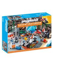 "PLAYMOBIL® 9263 Calendrier de l'Avent  ""Top Agents"""