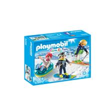 PLAYMOBIL® 9286 Vacanciers aux sports d'hiver de PLAYMOBIL
