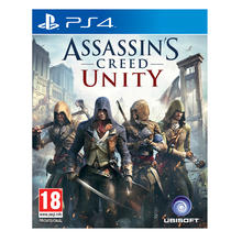 Spel Assassin's Creed Unity voor PS4