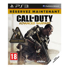 Spel Call of Duty Advanced Warfare voor PS3