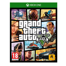 Jeu Grand Theft Auto V pour Xbox One