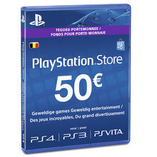 Voucher PlayStation Store