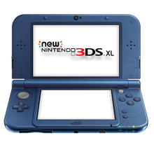 NEW NINTENDO 3DS XL-console