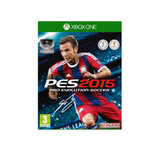Spel Pro Evolution Soccer 2015 voor Xbox One