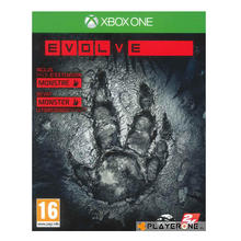 Jeu Evolve Day 1 Edition pour Xbox One