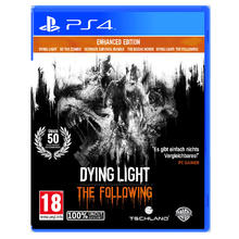 Spel Dying Light: The Following voor PS4
