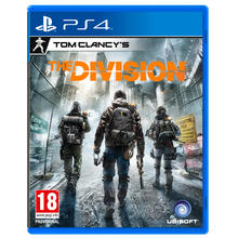 Jeu Tom Clancy's The Division pour PS4
