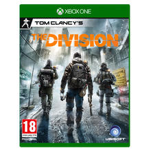 Spel Tom Clancy's The Division voor Xbox