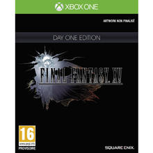 Spel Final Fantasy XV - Day One Edition voor Xbox One