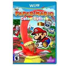 Spel Paper Mario: Color Splash voor Wii U