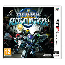Spel Metroid Prime: Federation Force voor NINTENDO 3DS