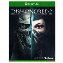 Spel Dishonored 2 Xbox One