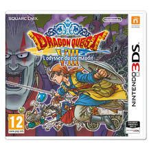 Spel Dragon Quest VIII: Journey of the Cursed King Nintendo 3DS