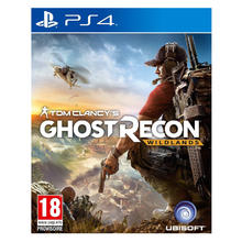 Spel Tom Clancy's Ghost Recon Wildlands voor PS4
