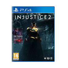 Spel Injustice 2 voor PS4