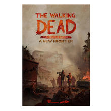 Spel The Walking Dead: A New Frontier voor PS4