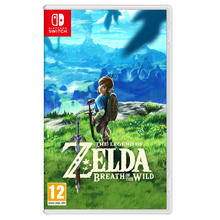 Jeu Zelda : Breath of the Wild pour Nintendo Switch