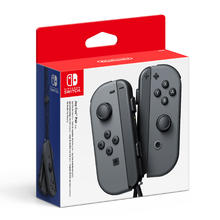 Lot de 2 manettes Joy-Con pour Nintendo Switch GREY