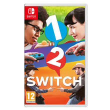 Spel 1-2-Switch voor Nintendo Switch