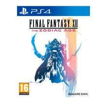 Spel Final Fantasy XII Zodiac Age voor PS4