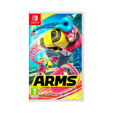 Spel ARMS voor Nintendo Switch