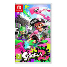 Spel Splatoon 2 voor Nintendo Switch