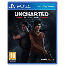 Spel Uncharted: The Last Legacy voor PS4