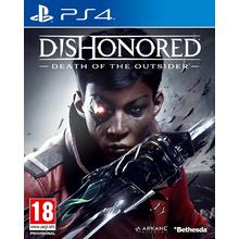 Jeu Dishonored (death of the outsider) pour PS4
