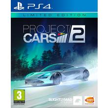Project Cars 2 Limited edtition pour PS4