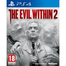 Spel The Evil Within voor PS4